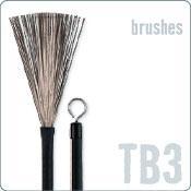 Pro-Mark Telescopic Wire Brushes TB3