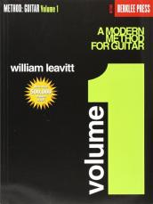 Berklee Press A Modern Method For Guitar Volume 1