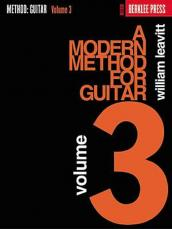Berklee Press A Modern Method For Guitar Volume 3