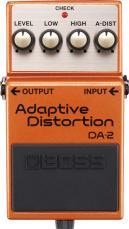 Boss DA-2 Adaptive Distortion Effect Pedal