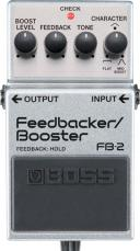 Boss FB2 Feedback/Booster Effect Pedal
