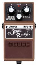 Boss FRV1 Fender '63 Reverb Effect Pedal