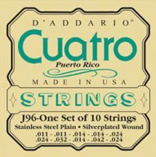 J96 Cuatro-Puerto Rico Strings