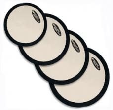Drum Workshop Deadhead Pad 4 Pc. Set DWSMPADHS4