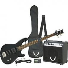 Dean Edge Series Bass And Amp Bundle