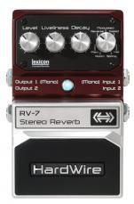 DigiTech HardWire Stereo Reverb RV-7