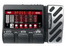 DigiTech Bass Modeling Processor BP355