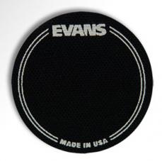 Evans Nylon Single Pedal EQ Patch (2 Per Pack) EQPB1