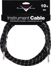 "Fender Custom Shop 10ft 1/4"" Cable RU"