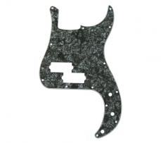 Fender Precision Bass Pickguard: Black Pearl 099-2161-000 RU