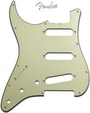 Fender Stratocaster Pickguard: 11 Hole ('57) Mint Green Left Handed 005-3817-000