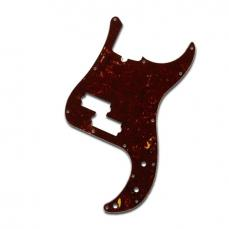 Fender Precision Bass Pickguard: Tortoise Shell 099-2175-000 RU