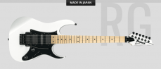 Ibanez Genesis Collection RG550 Electric Guitar (WH - White)