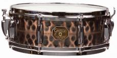 Gretsch G4000 Metal Series Hammered Antique Copper Snare Drums