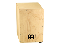 Meinl Headliner Series Cajon- Natural Rubber Wood HCAJ5NT