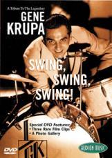 Gene Krupa - Swing, Swing, Swing! (DVD)
