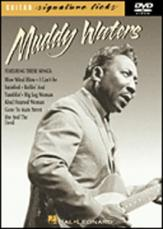 MUDDY WATERS - Guitar Signature Licks (DVD)