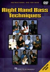 RIGHT HAND BASS TECHNIQUES (DVD)