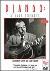 Django - A Jazz Tribute (DVD)