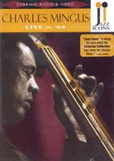 Charles Mingus - Live in '64 (DVD)