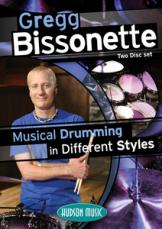 Gregg Bissonette - Musical Drumming in Different Styles (DVD)