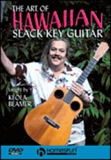 THE ART OF HAWAIIAN SLACK KEY GUITAR (DVD)