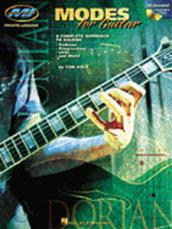 MODES FOR GUITAR (Book/CD)