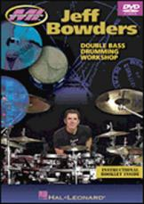JEFF BOWDERS - DOUBLE BASS DRUMMING WORKSHOP (DVD)