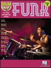 Funk Drum Play-Along Volume 5 (Book)