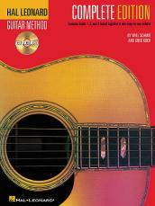 Hal Leonard Guitar Method Complete Edition W/ CD