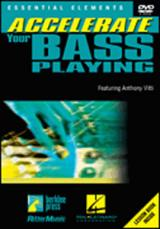 ACCELERATE YOUR BASS PLAYING (DVD)