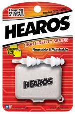 Hearos High Fidelity Ear Plugs (Pair) #211