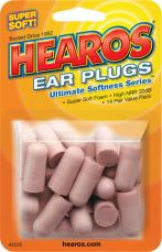 Hearos Ultimate Softness Foam Ear Plugs Value Pack #2225