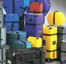Humes & Berg Enduro Bass Drum Cases