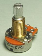 Ibanez Guitar Potentiometer 3VR1CT25A