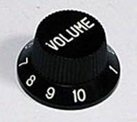 Ibanez Guitar Volume Control Knob 4KB1CF1B