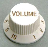 Ibanez Guitar Volume Control Knob 4KB1JF1W