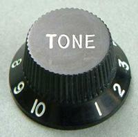 Ibanez Guitar Tone Control Knob 4KB1JF2B