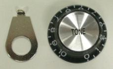 Ibanez Bass Tone Control Knob 4KB27C0005