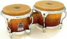 Latin Percussion Generation II Accents Wood Bongos LP201AX-2