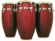 Latin Percussion Classic Wood Congas