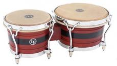 Latin Percussion Legend Series Dandy Rodriguez Beech Wood Bongos LPL201A-JR