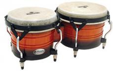 Latin Percussion Matador Custom Wood Bongos M301-VSB