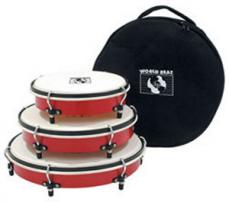 Latin Percussion World Beat Pleneras Set WB505