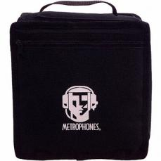 Metrophones Padded Carrying Case MPB