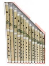 Mid-East Bamboo Flute Set FLCS