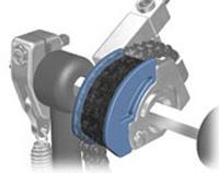 Pearl Eliminator Pedal Blue Cam CAMBL