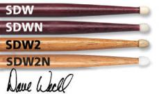 Vic Firth Signature Dave Weckl Original & Evolution Drumsticks