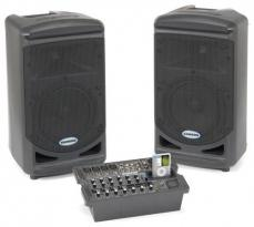 Samson Expedition Portable PA System XP308i