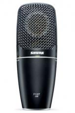 Shure Side Address Condenser Microphone PG27USB
